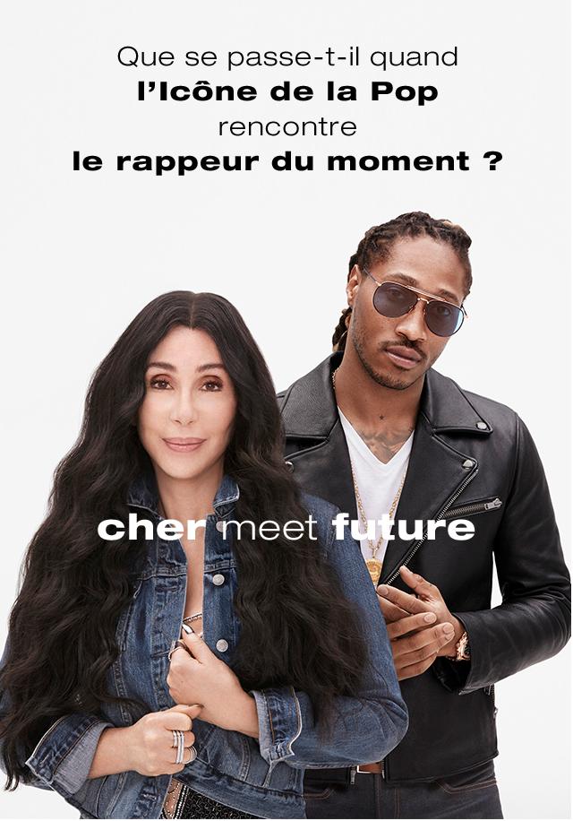 cher meet future