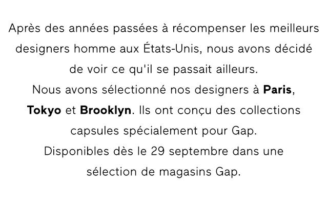 Paris Tokyo et Brooklyn